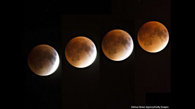 Everything you need to know about Wednesday's super blue blood moon