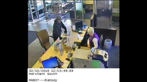 Authorities still searching for Coeur d'Alene bank robbery suspect