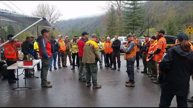 Crews, K9s continue search for missing man in Shoshone county