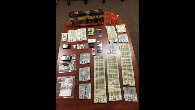 Alleged cross-state crime spree ends with Moses Lake arrest