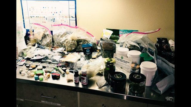 One day of Idaho traffic stops leads officers to 70 lbs of weed, meth, cocaine, and LSD