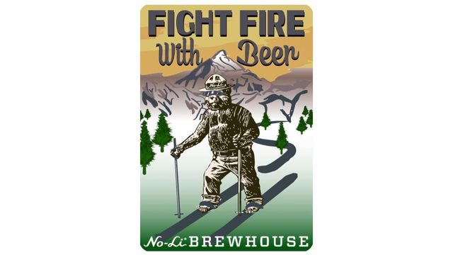 No-Li releases new beer with proceeds benefiting firefighters