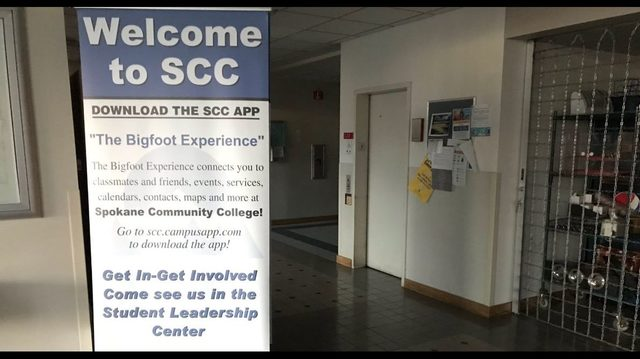 Spokane Community College cancels Monday classes for emergency power outage