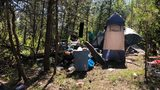 Spokane Police responding to rise in transient camps