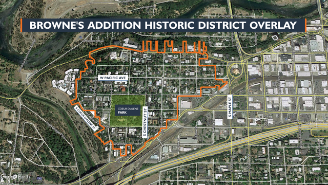 Browne's Addition officially a local historic district