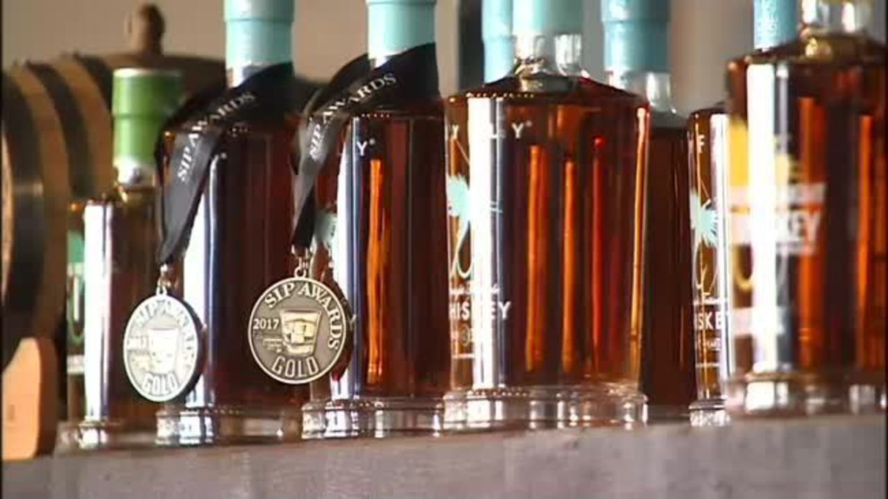 Move over Kentucky! You can find great whiskey in Washington, too