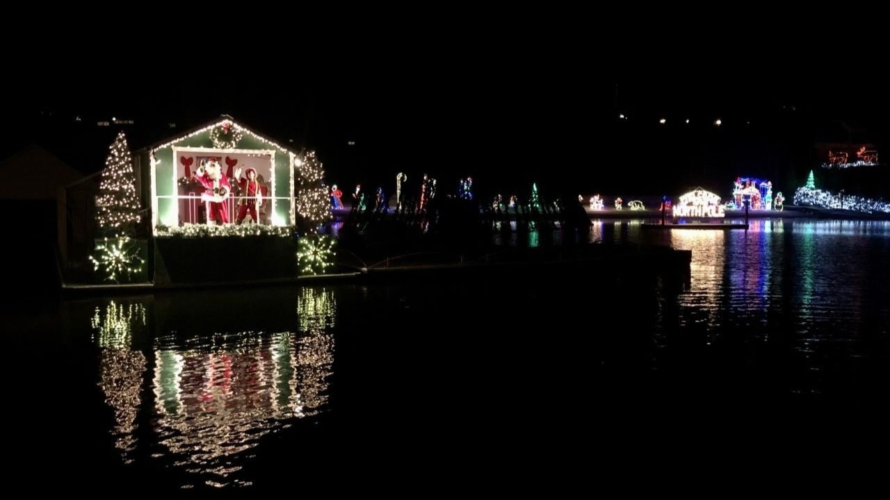 #happylife: Journey to the North Pole and beyond this holiday season at the Coeur d'Alene Resort