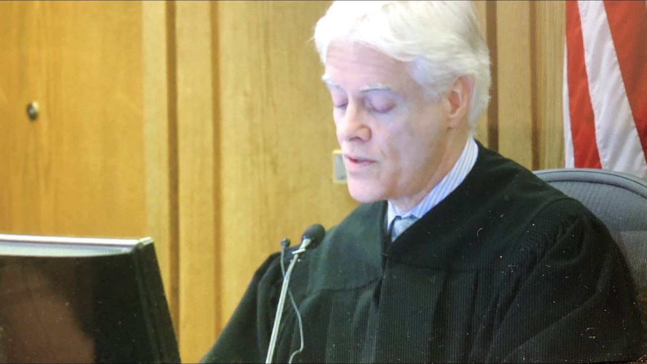 State argues against motion to recuse judge from admitted Freeman shooter's trial