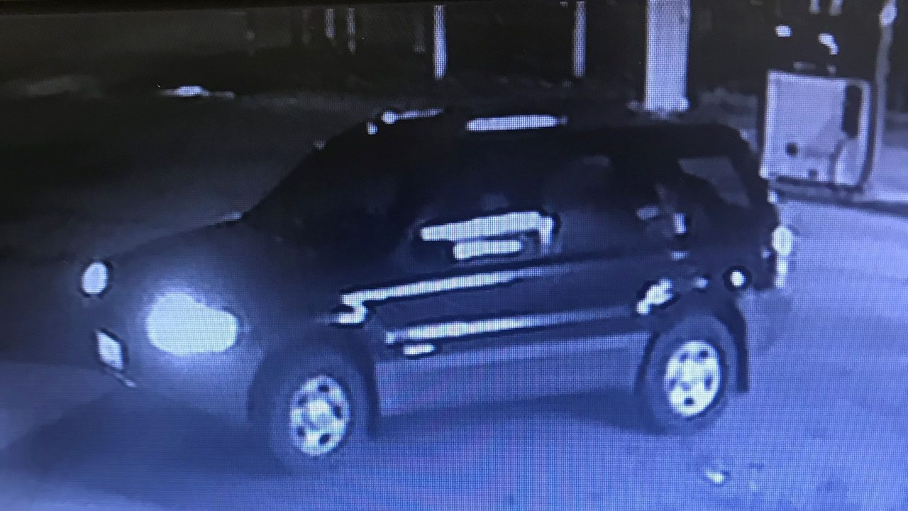 Deputies seize SUV possibly linked to Hayden hit-and-run