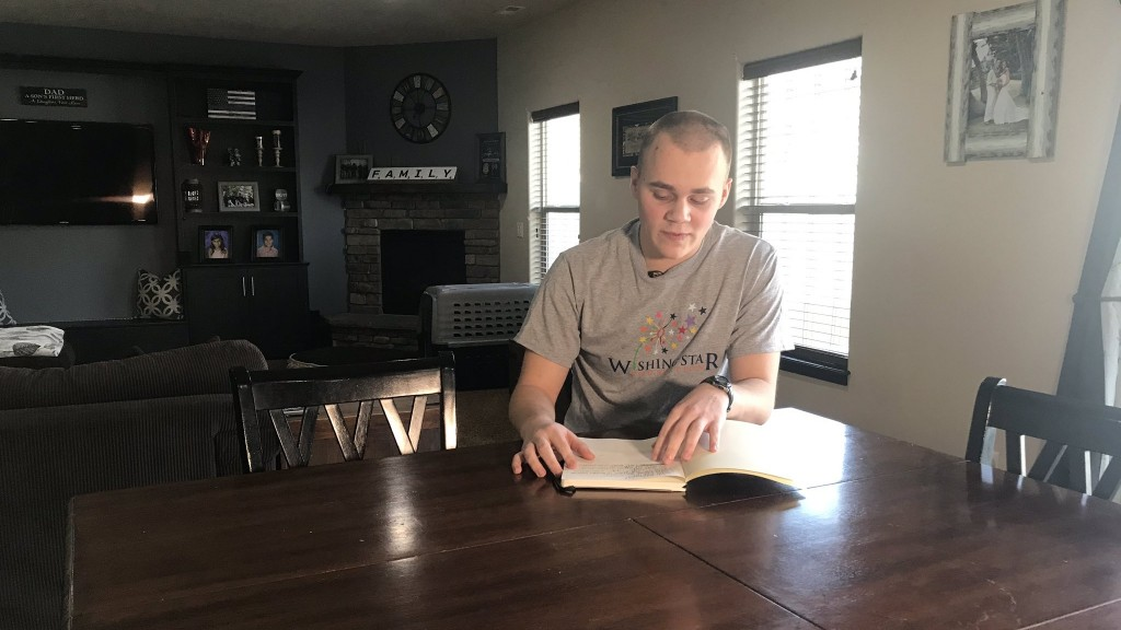 'I'm going to keep fighting': Spokane teenager with terminal cancer hopes to complete bucket list