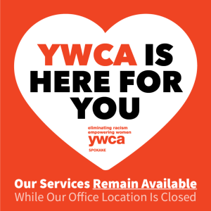 YWCA Is Here For You