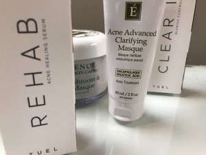 Skincare Acne Products That Are Sold At Cashmere Spa