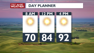 Monday Planner July 20