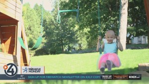 Miracle Monday: 5 Year Old Girl Bravely Battles Cancer