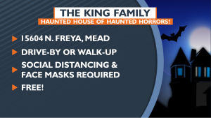 King Family Haunted House