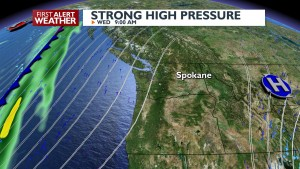 Strong High Pressure