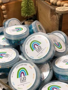 """Earth Grown KidDoughs: A gift that keeps on giving for autism, special needs """"kiddos"""""""