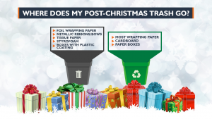 What can be recycled and what goes in the trash