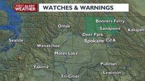 Flash Flood Watch in Place
