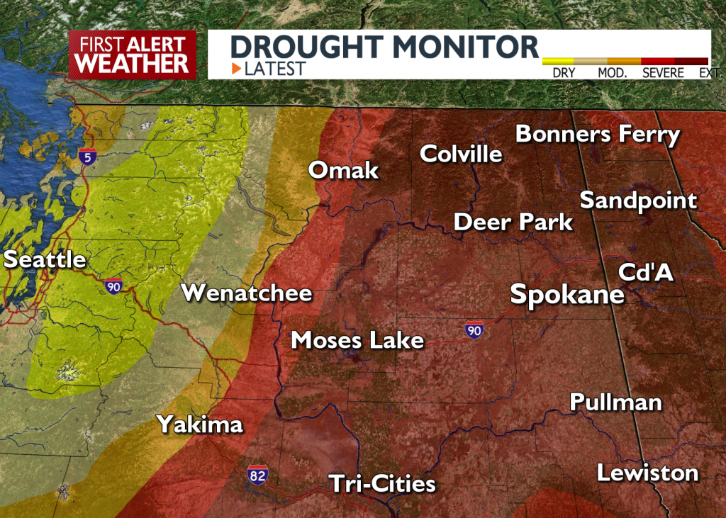 Drought monitor 9 10